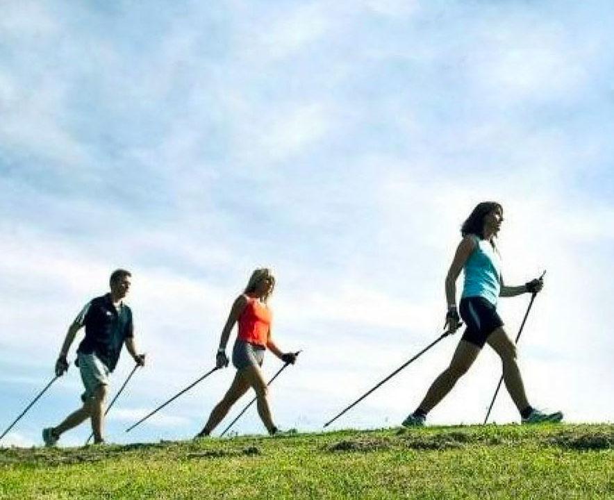 Nordic Walking alla Chiara di Prumiano