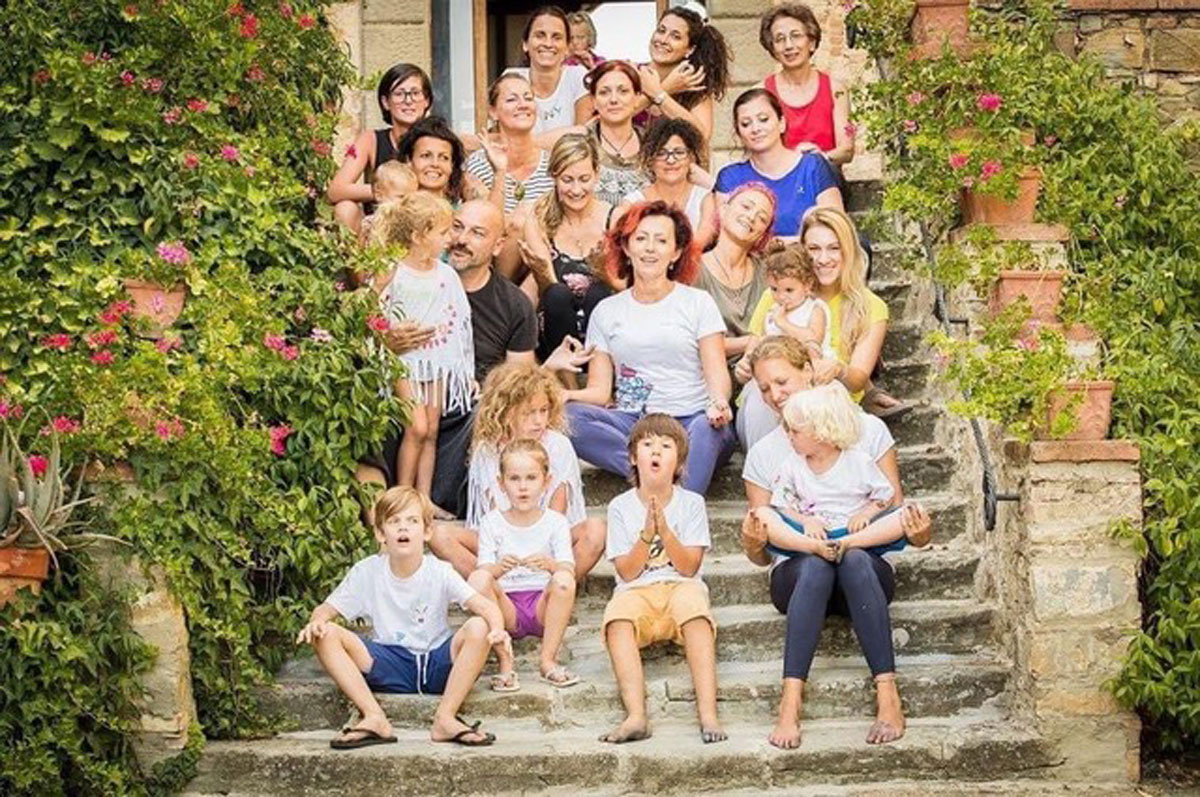 master residenziale giocayoga full immersion week in toscana